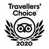 logo travellers' choice 2020